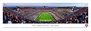 Texas A&M Football - End Zone - Blakeway Panoramas College Sports Posters