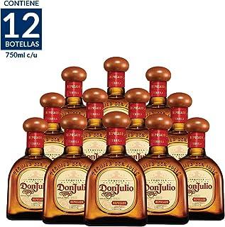 Tequila Don Julio Reposado - 750 ml / 12 Piezas