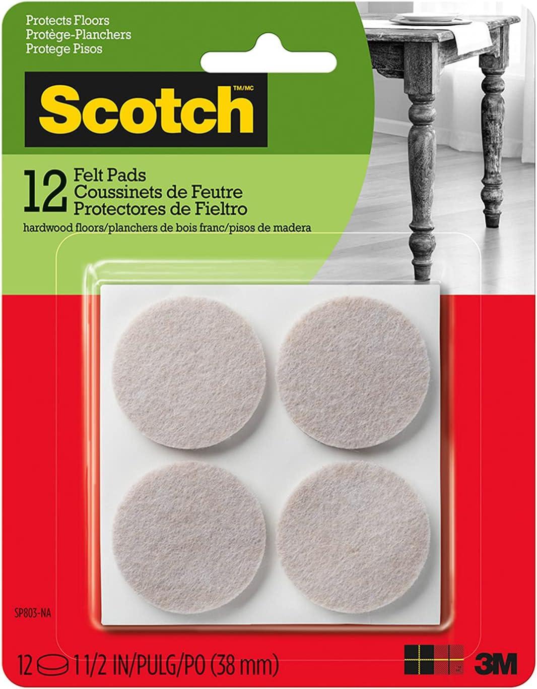 Scotch Felt Pads Purchase Furniture Fl Protecting for Hardwood Fashion
