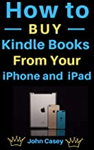 How to Buy Kindle Books From your iPhone & iPad: (With Screenshots)