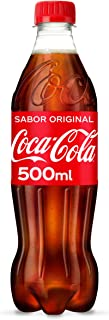 Coca Cola Coke Carbonated Soft Drink, Pet Bottle -500ml