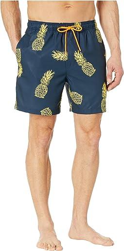 Pineapple Swim Trunks