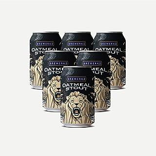Brewerkz Oatmeal Stout, 330ml (Pack of 6)