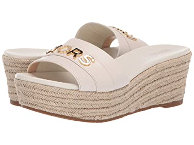 MICHAEL Michael Kors Brady Platform (Light Cream Vachetta) Women