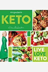 4 Ingredients Keto Kindle Edition