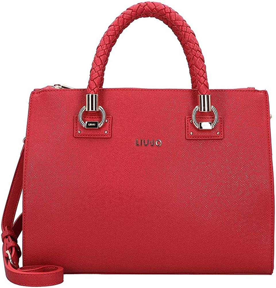 Liu jo borsa a mano/tracolla per donna in pelle sintetica AA1171-E0087-91664