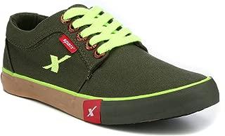 Sparx Men's Canvas Sneaker