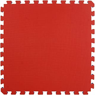 Greatmats Home MMA BJJ Interlocking Puzzle Tile Mats for Grappling Jiu Jitsu Dojo Judo Contact Sports Mat Floor Flooring, 2x2 Ft x 1.5 Inch, 10 Pack