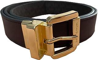 Michael Kors Women's Twist Reversible Belt , Large