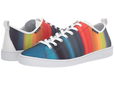 Paul Smith Miyata Bright Horizon Stripe Sneaker (Bright Stripe) Men