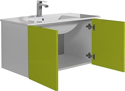 Villeroy & Boch Módulo de lavabo LEGATO 1200 x 550 x 500 mm Roble ...