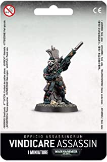Games Workshop Warhammer 40k Vindicare Assassin 2015 New Model