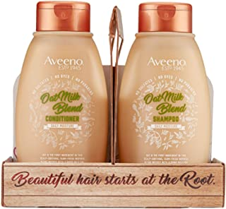 Aveeno Scalp Soothing Oat Milk Blend Shampoo and Conditioner (12 fl. oz, 2 pk.)