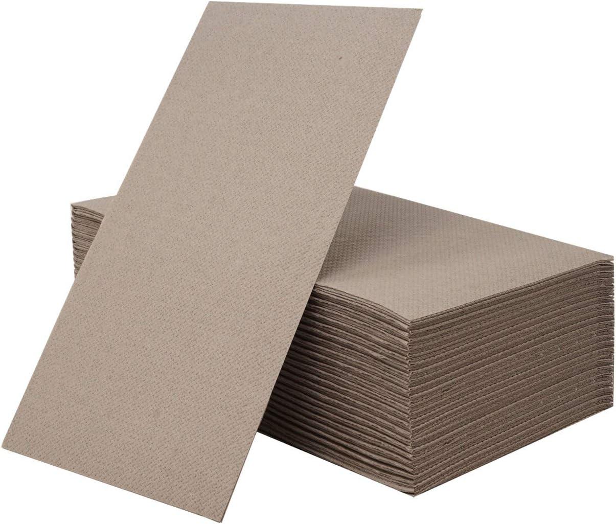 Linen Feel Guest Hand Towels - Napki Like Cloth Disposable Paper Bargain Regular dealer sale