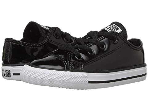 fe785b18e9c2 Converse Kids Chuck Taylor All Star Patent - Low (Infant Toddler) at 6pm