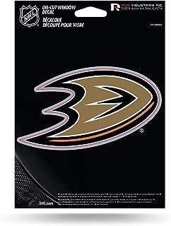 Rico Industries NHL Mens NHL Die Cut Vinyl Decal with Backing