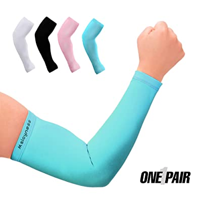 Msicyness Arm Sleeves,UV Protection Cooling Sle...