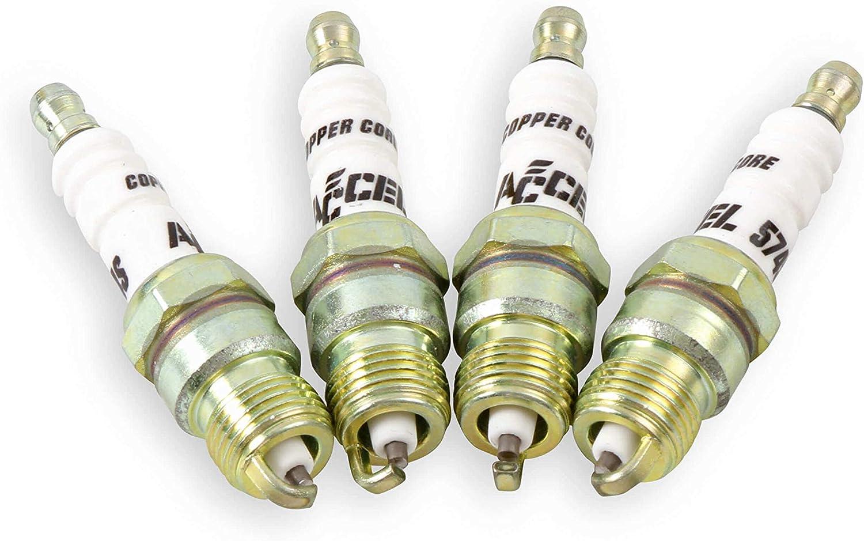 《週末限定タイムセール》 ACCEL 8198 HP Copper Spark Shorty 海外並行輸入正規品 - Plug