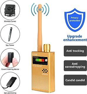 Eilimy Anti-spy Wireless RF Signal Detector Set [Upgrade Enhanced] Bug GPS Camera