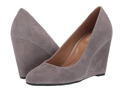 Aerosoles Bandwagon (Grey Suede) Women