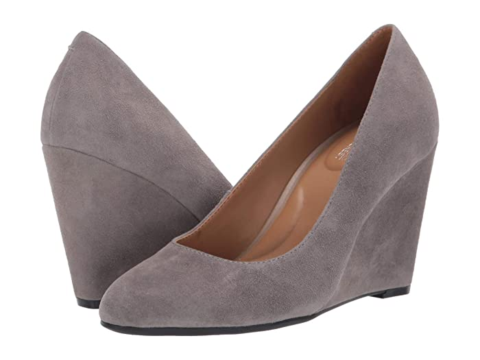 Aerosoles  Bandwagon (Grey Suede) Womens Shoes