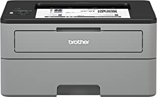 Brother Compact Monochrome Laser Printer, HL-L2350DW, Wireless Printing, Duplex Two-Sided Printing, Amazon Dash Replenishm...
