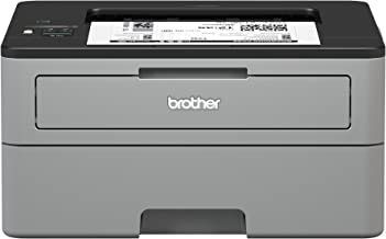 Brother Compact Monochrome Laser Printer, HL-L2350DW, Wireless Printing, Duplex Two-Sided..