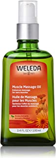 Weleda Massage Oil, Arnica, 3.4 Ounce