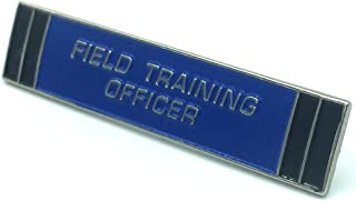 police field training officer pins