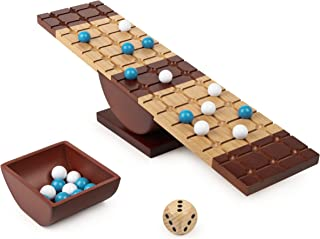 Rock Me Archimedes, Balancing Strategy Board Game, for Adults, Families and Kids Ages 8 and up