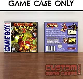 Gameboy Donkey Kong Land 2 - Game Case