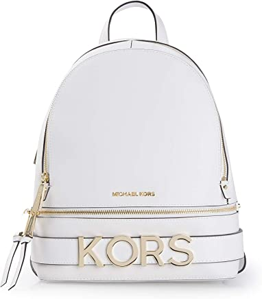 54967f5a2f5e MICHAEL Michael Kors Rhea Medium Embellished Leather Backpack