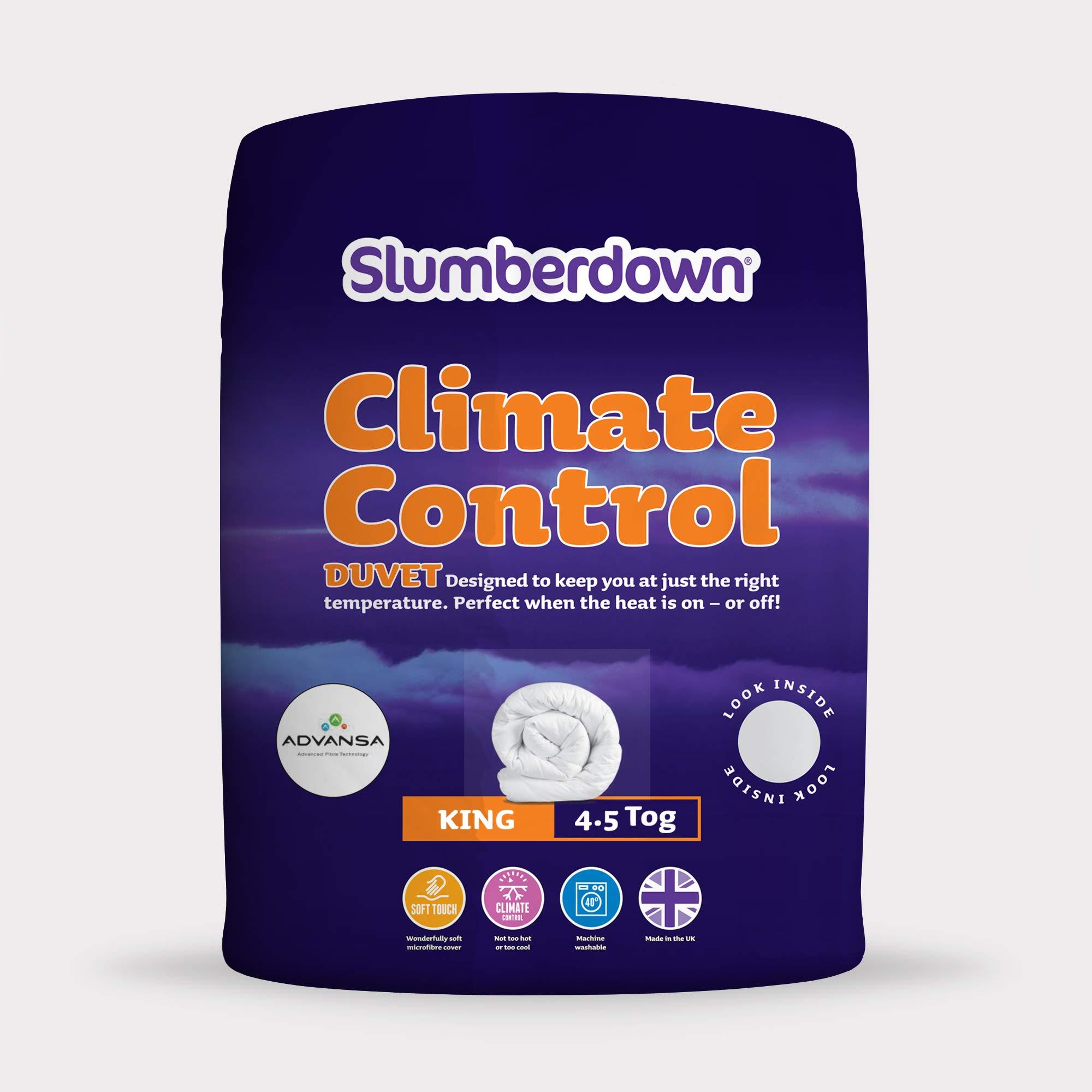 Slumberdown Climate Control King Size