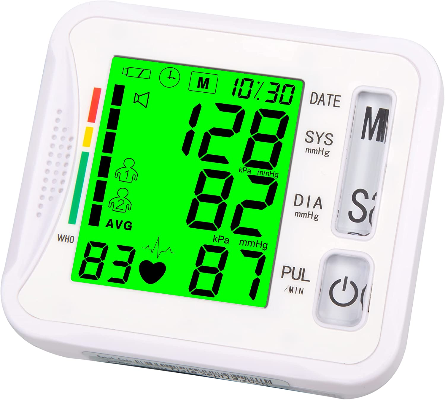 Copeaky Wrist Blood Purchase Pressure Branded goods Monitor Automatic Digital Bp Monit
