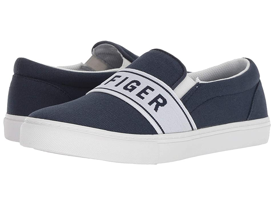 Tommy Hilfiger Logane 2 (Medium Blue Fabric) Women