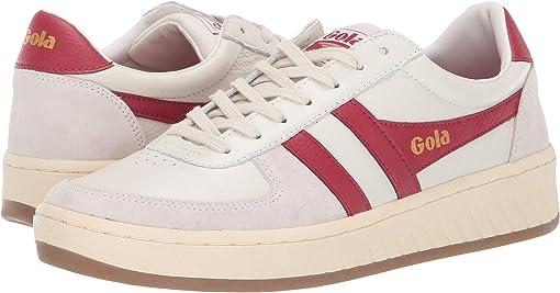 Off-White/Red/Gum