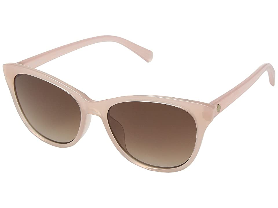 Spy Optic Spritzer (Translucent Blush/Bronze Fade) Sport Sunglasses