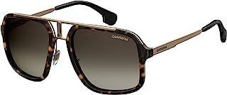 نظارات شمسية من كاريرا CA1004/S مستطيلة للرجال والنساء + مجموعة مجانية للعناية بالنظارات