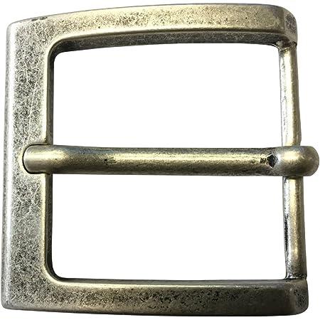 Brazil Lederwaren G/ürtelschnalle Rauhhaardackel 4,0 cm Buckle Wechselschlie/ße G/ürtelschlie/ße 40mm Massiv f/ür Jagd-Outfit
