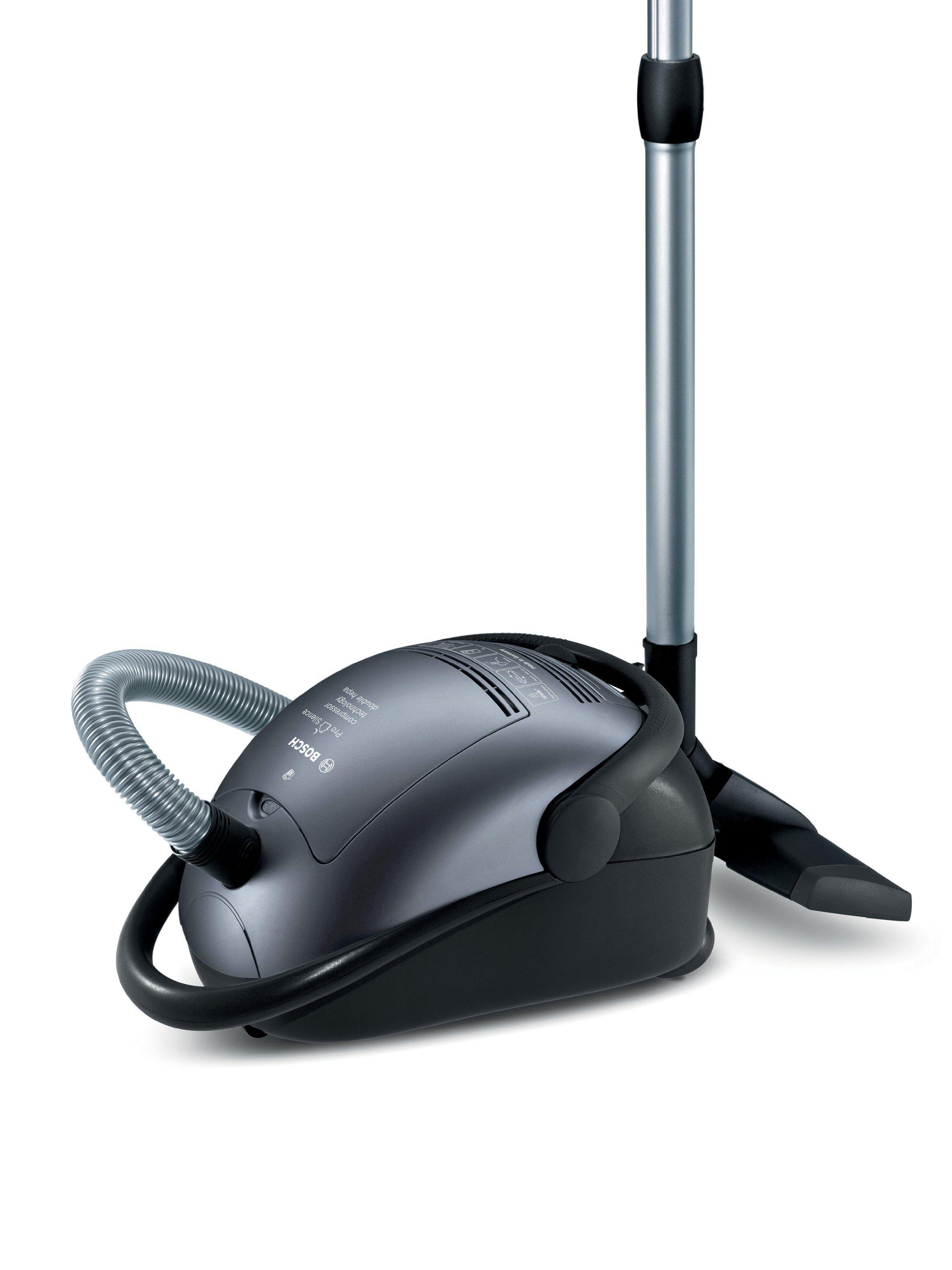 Bosch BSG71636, 2400 W, HEPA, Plata, 71 Db, 5700 g - Aspirador: Amazon.es: Hogar