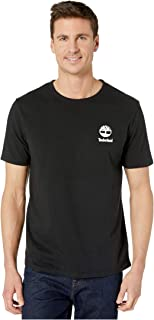 Timberland Men's SS Box Logo Gr T-Shirt