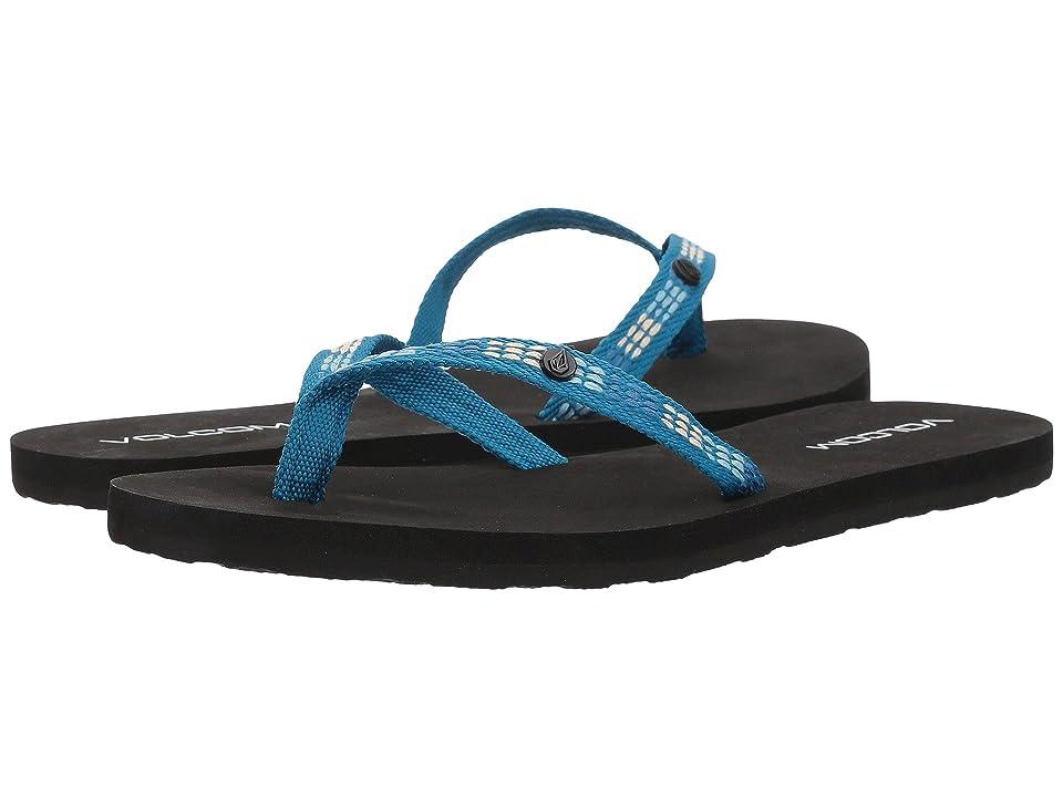 Volcom Trek Sandals (Ocean) Women