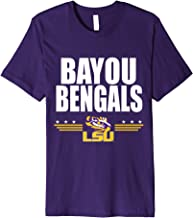 LSU Tigers Bayou Bengals T-Shirt - Apparel