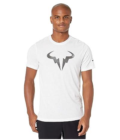 Nike Dry Tee Dri-Blend Rafa GFX (White) Men