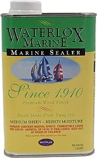Waterlox Original Marine Sealer Qt.