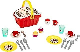 Theo Klein 9228 Emma's Kitchen Picnic Basket, Toy, Multi-Colored