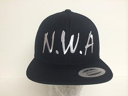 b89cd8c9643 Vintage NWA Snapback Hat