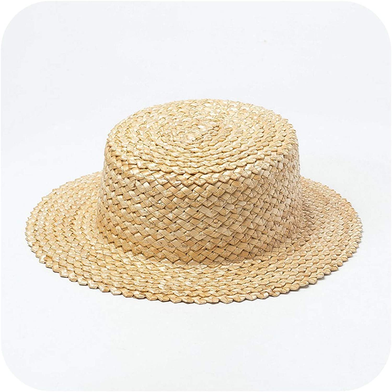 Straw Hat Sun Hat Women Summer Beach Vacation Hats Lady Safari Hat,