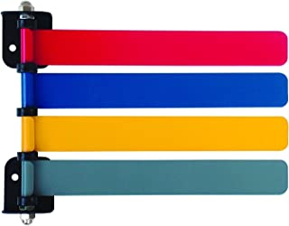 """Omnimed 291714-8 Exam Room Flags, 4 Flags, 8"""""""