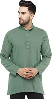 Best mens cotton kurta shirt Reviews